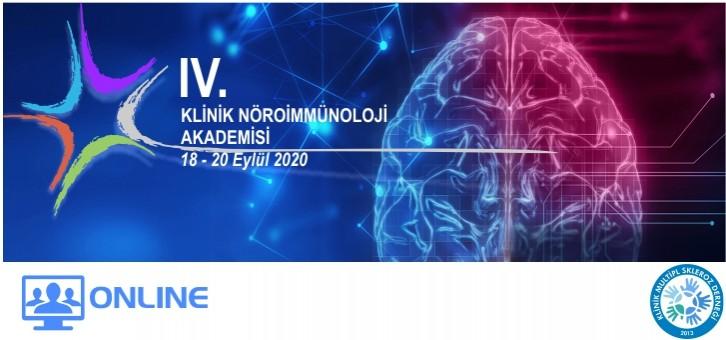 IV. Klinik Nöroimmünoloji Akademisi