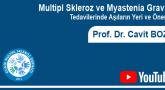 Multipl Skleroz ve Myastenia Gravis' de COVID-19 aşılanma süreçleri