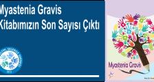 Myastenia Gravis kitabının güncellenmiş baskısı ÇIKTI!!!