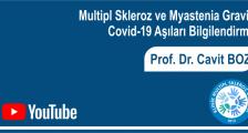 Multipl Skleroz ve Myastenia Gravis Covid-19 Aşısı Bilgilendirme