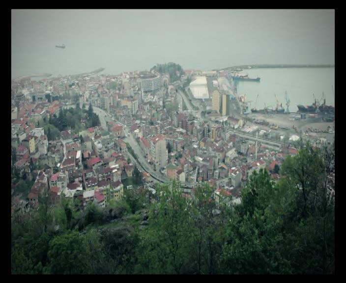 Trabzon Boztepe Bakış